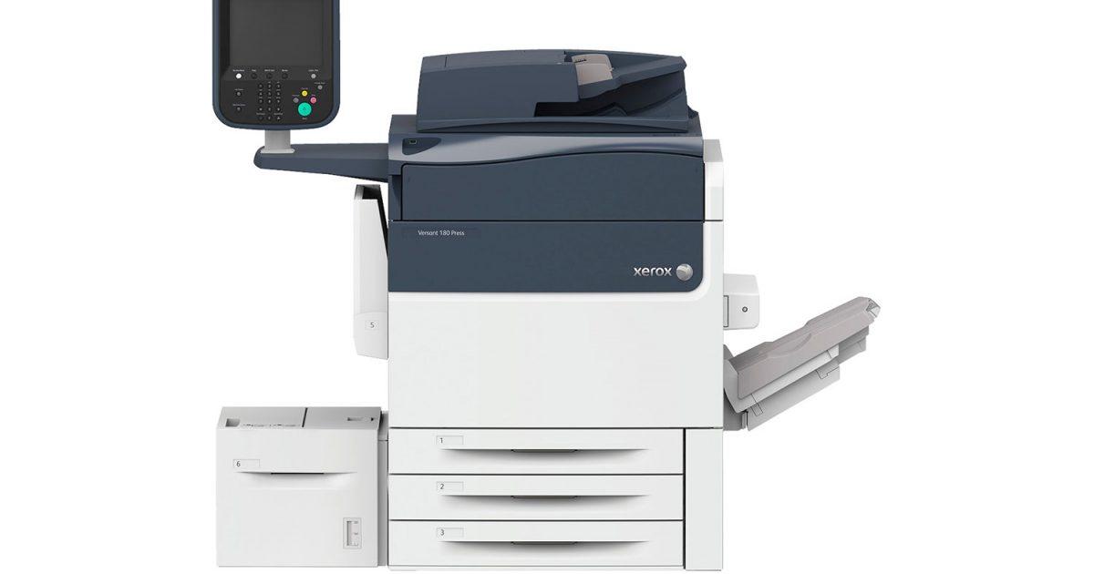 xerox docline copieurs-Docline-Xerox-Versant-180-V180-Production