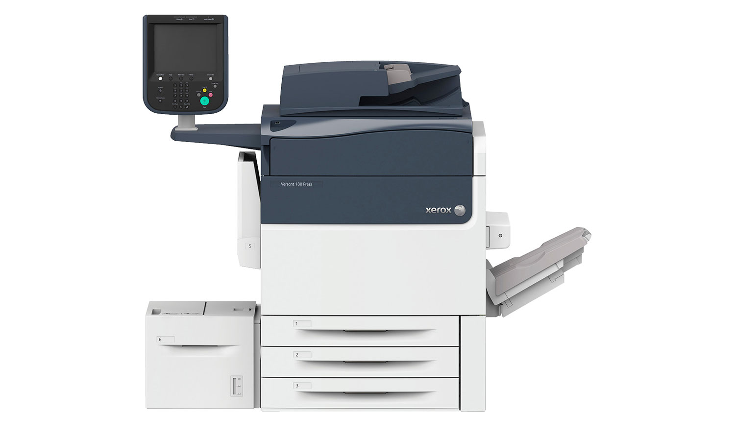 xerox docline copieurs-Docline-Xerox-Versant-180-V180-Production