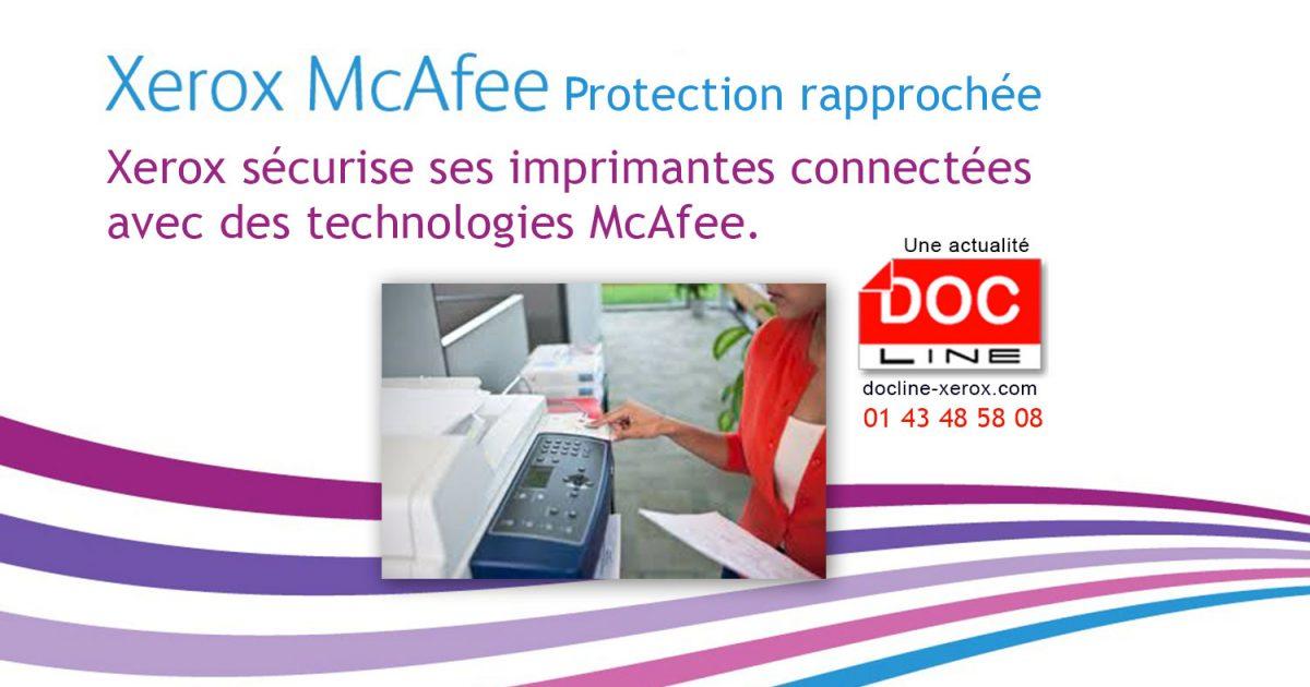 Xerox-Docline-McAfee-IoT