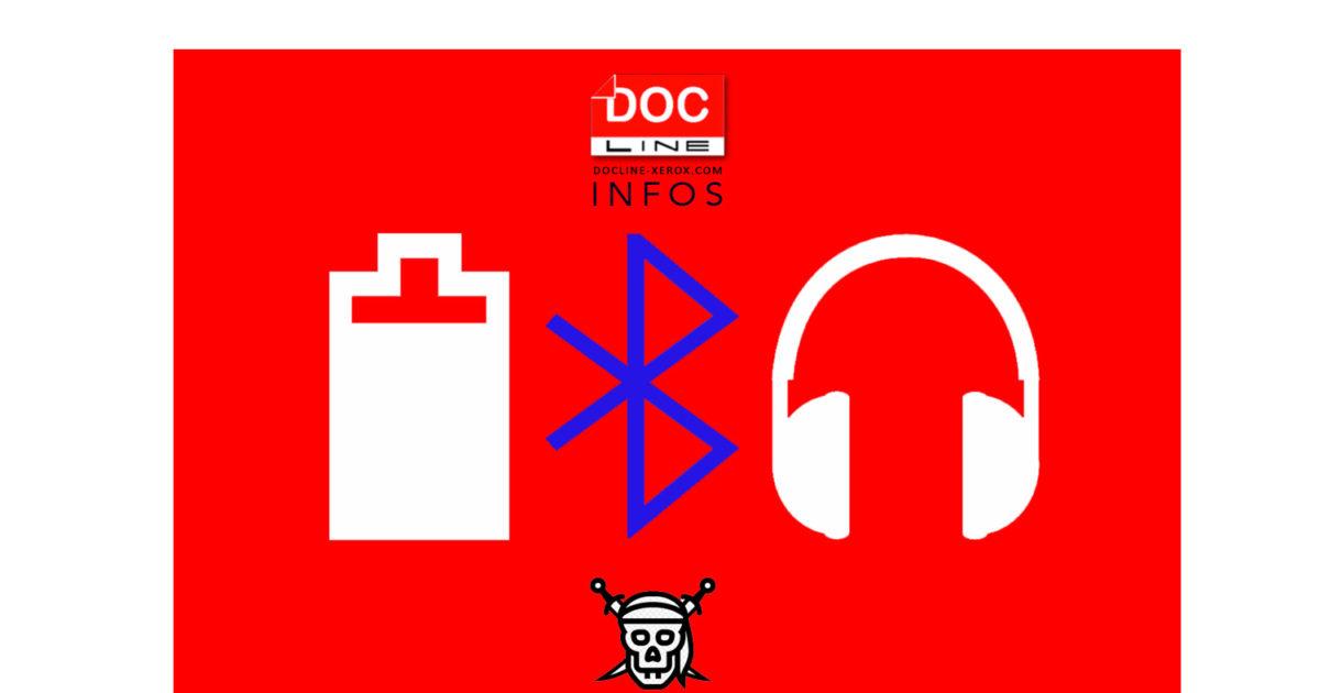 faille de sécurité bluetooth-docline-xerox