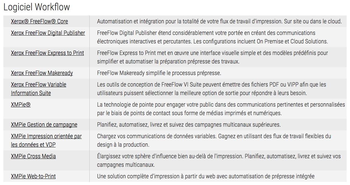 Xerox-Docline-logiciels-Workflow